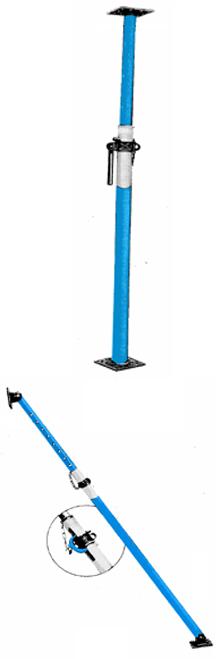 Plumber Flexible Telescoping Prop : Hi reach construction equipments p ltd